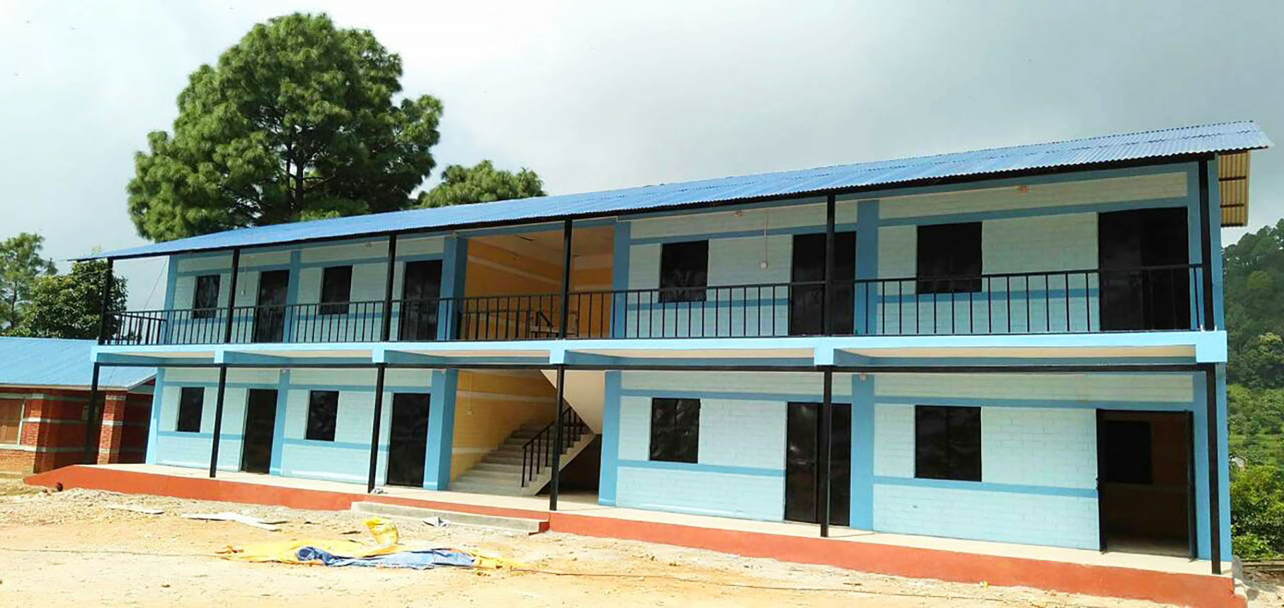 Affordable housing using CSEB