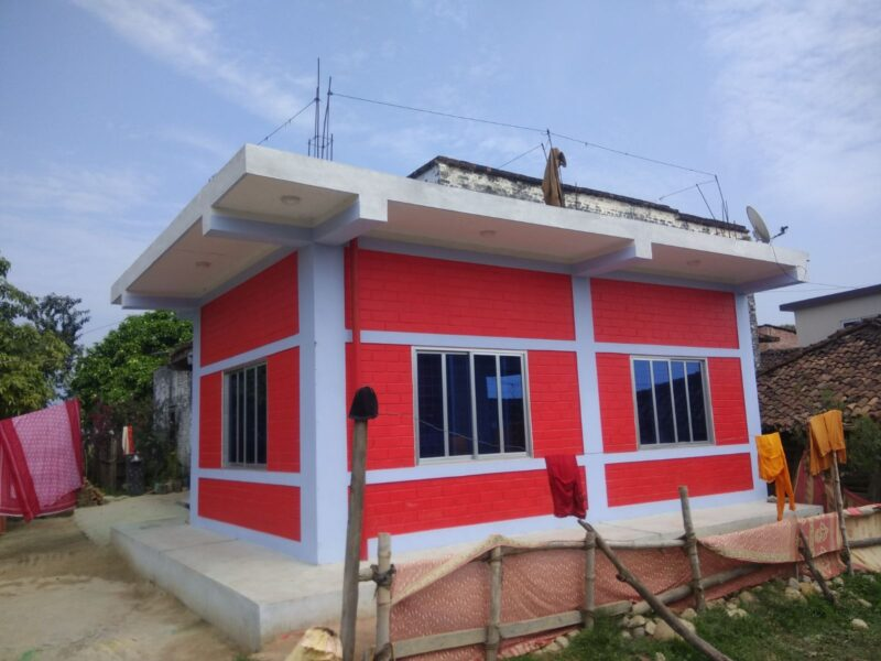 CSEB brick house